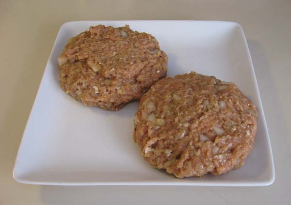Chicken Burgers - Patties