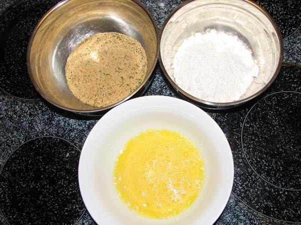 Chicken Parmesan - Mixing Bowls