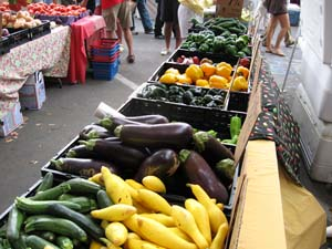 Farmers Market - Vegetables