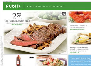 Online Grocery Store Ads