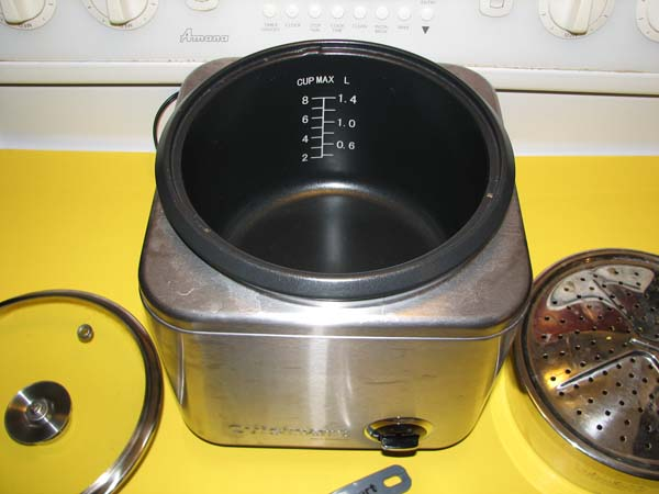 Rice Cooker – Cuisinart CRC-800 8-Cup Rice Cooker